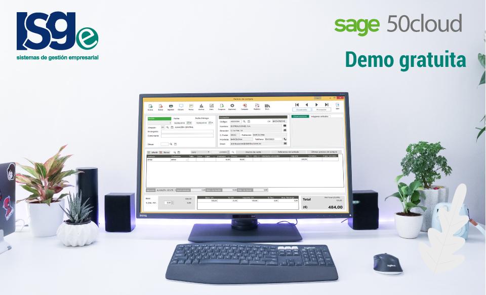 Descarga Demo Sage 50cloud