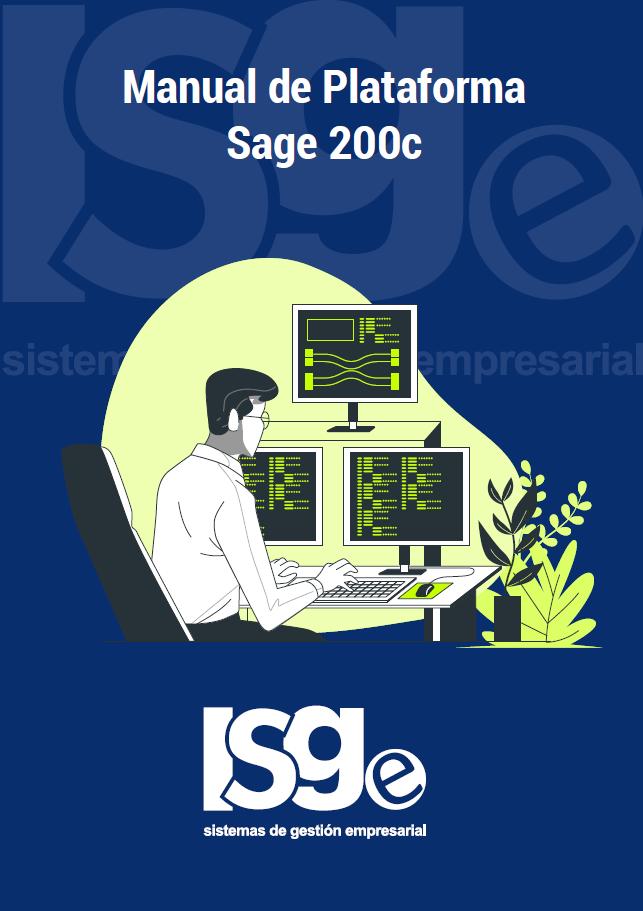 Manual Sage 200c - Plataforma